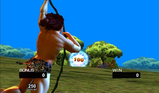 Jungle Lord Tanzania Slot Game - screenshot