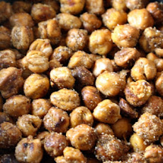 Kid Pleasing Simple Chickpea Snack