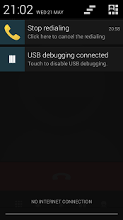 ReCalling (Fast auto redial) - screenshot thumbnail