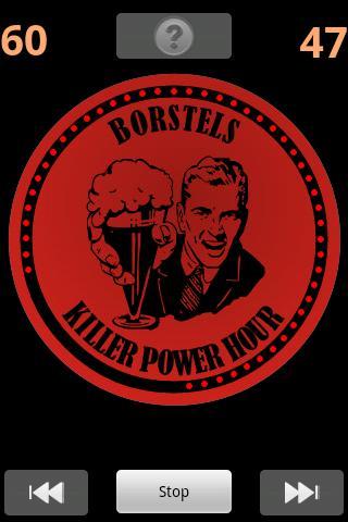 Borstels Power Hour Timer