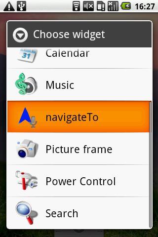NavigateTo