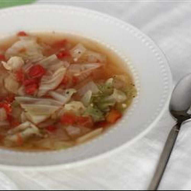 Healing Cabbage Soup Recipe | Yummly