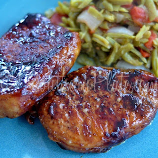 Maple Glazed Pork Chops – And How To Traumatize Your Kids
