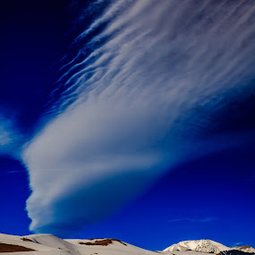 by Jeremy Elliott - Landscapes Cloud Formations (  )