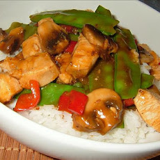 Campbell's Creamy Chicken Stir Fry
