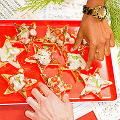 Star of Wonder Mini Pizzas