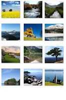 Screenshot of Free Landscape Collection