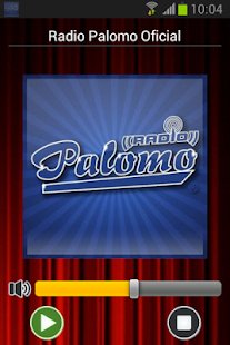 Radio Palomo Oficial - screenshot