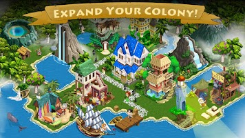 Screenshot of Tap Paradise Cove