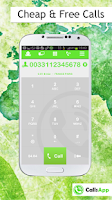 Screenshot of CallsApp - International Calls