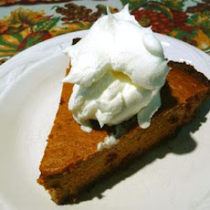 Libby's Sensibly Delicious Pumpkin Pie