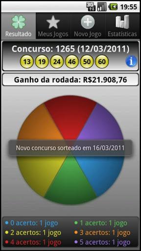 Loterias Mobile Megasena