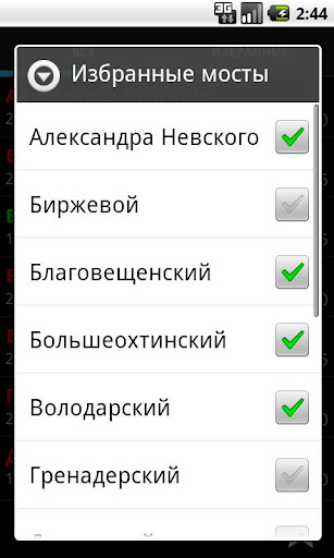 【免費旅遊App】Разводка мостов СПб-APP點子