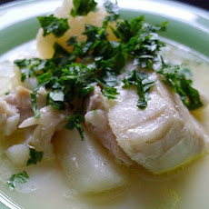 Potato Tuna Chowder