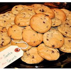 Mile-High Chocolate Chip Cookies