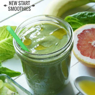 Kiwi, Basil, Grapefruit Anti-inflammatory Smoothie