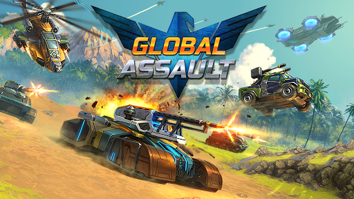 Global Assault For PC