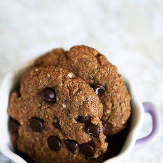 Karina's Chocolate Chip Quinoa Cookies