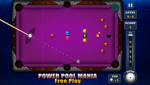 Power Pool Mania - Billiards - screenshot