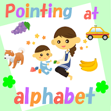 Pointing at Alphabet