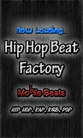 Screenshot of Hip Hop Beat Factory Mobile