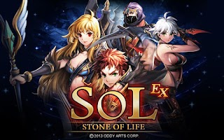 Screenshot of S.O.L : Stone of Life EX