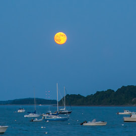 Supermoon July 12 2014. by Cary Chu - News & Events US Events (  )