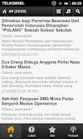 Screenshot of Citizen Journalism