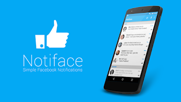 Screenshot of Notiface:Facebook Notification