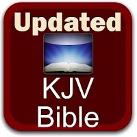 Screenshot of Updated King James Bible