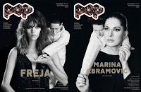 Photography Rene Habermacher, Stylist Isabelle Kountoure, Makeup Romy Soleimani & Yannis Siskos
