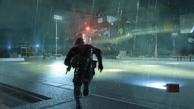 Metal Gear Solid V: Ground Zeroes saves will carry over to The Phantom Pain