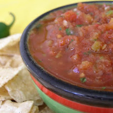 Paula's Easy Homemade (Tastes Like Fresh) Salsa