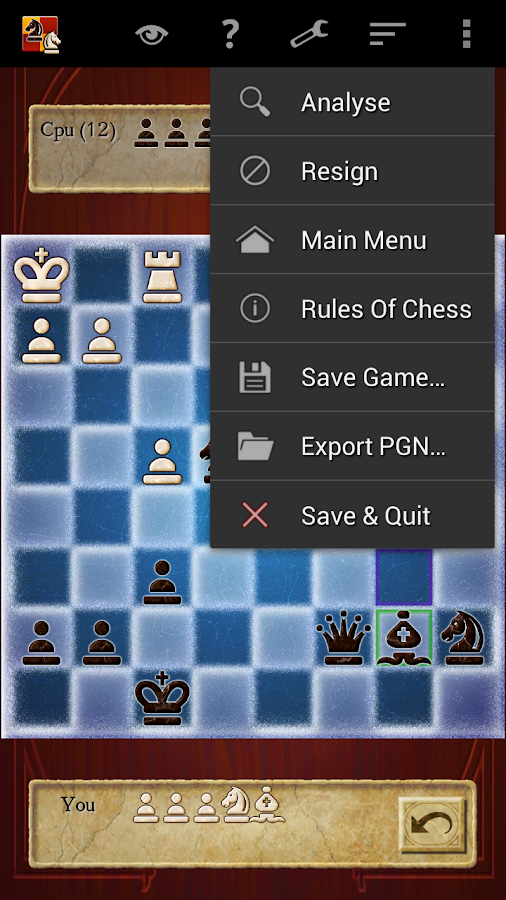 Chess Free Screendshot 8