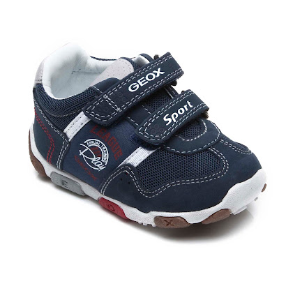Geox Toddler Branded Trainer TRAINER