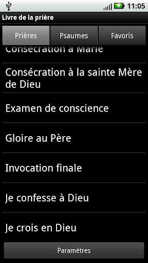 French Prayer Book