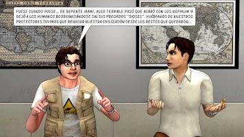 Screenshot of Un Lugar Perdido en el Tiempo