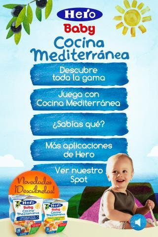 Hero Baby Cocina Mediterránea
