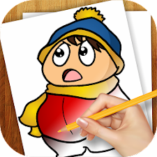 Learn To Draw South Park