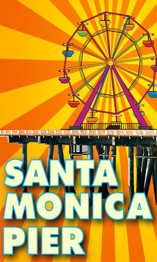 Santa Monica Pier HD