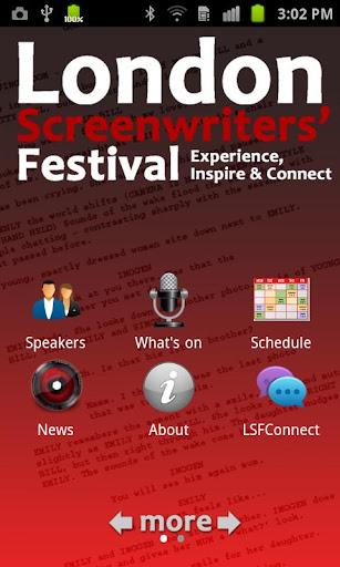 London Screenwriters' Festival