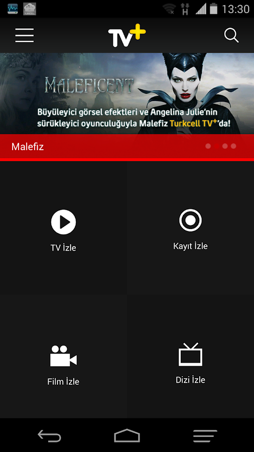 Turkcell TV+ Screenshot 0
