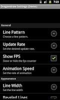 Screenshot of Dragondraw LWP (free)