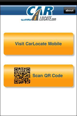 CarLocate QR Scanner