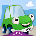 Carry, the speedy car HD icon