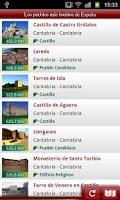 Screenshot of Spain Villages