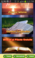 Screenshot of Studiu Biblic Crestin Gratuit
