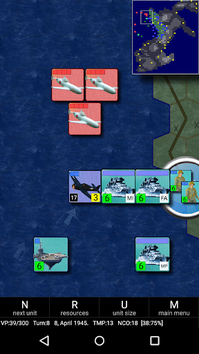 Battle of Okinawa 1945 - screenshot