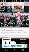 Screenshot of Sports Tap: Pro Sports News