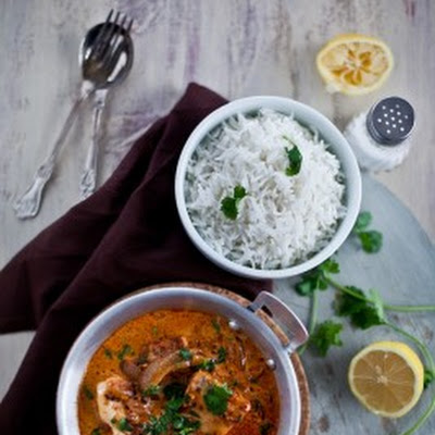 Zesty Fish Curry with Coconut Milk